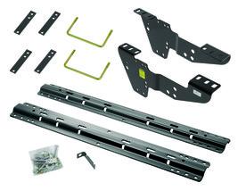 01 13 Gmc Sierra 1500 Ld Reese Custom Quick Install Brackets & Rails Fifth Wheel - $416.68