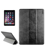 Apple iPad Air 2 Sheepskin Horizontal Flip Leather Case with Holder  - $15.34