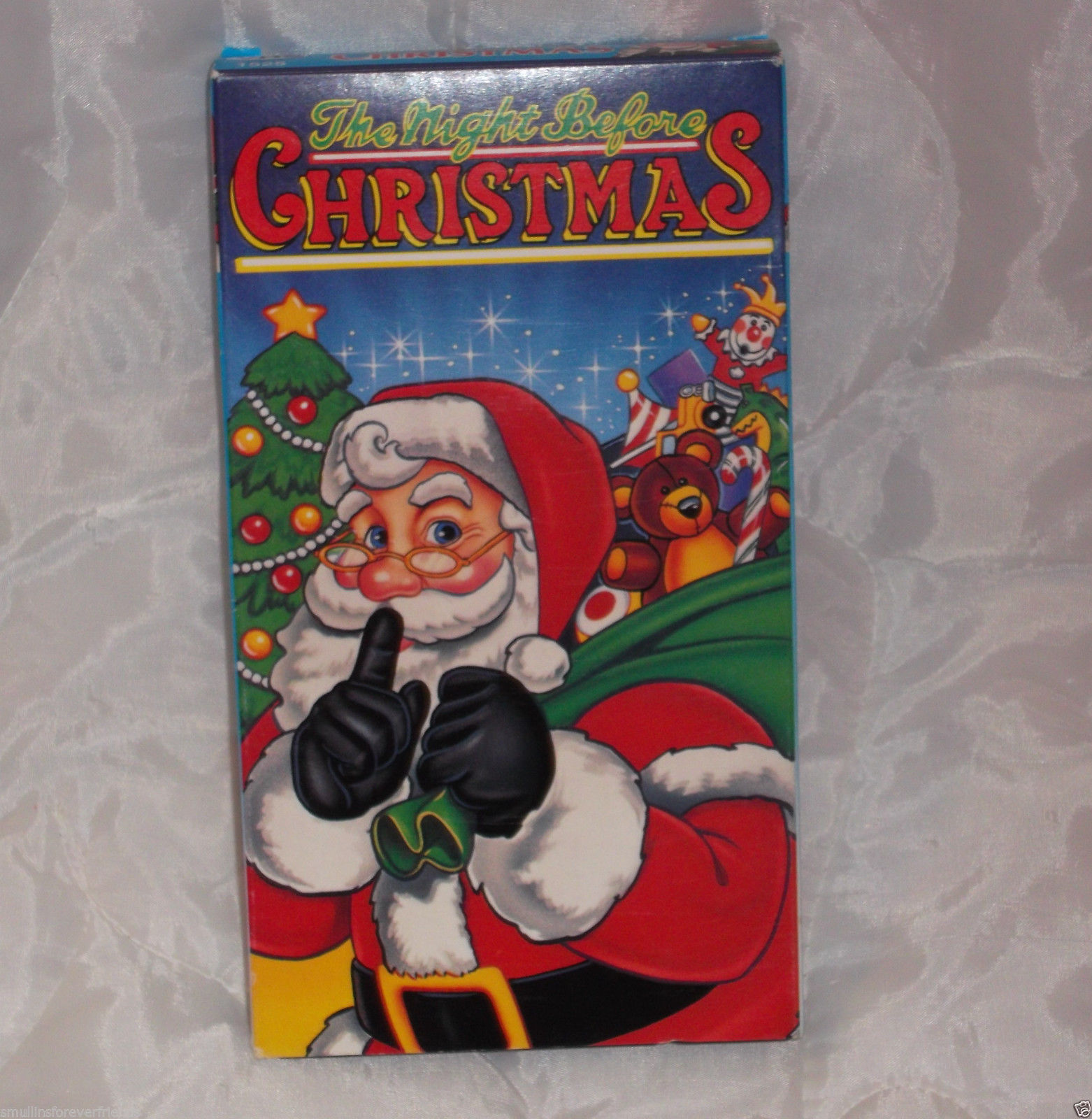 The Night Before Christmas Boys Girls VHS and 22 similar items