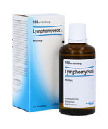LYMPHOMYOSOT HEEL 30 ml  Drops Homeopathy  - $14.99+