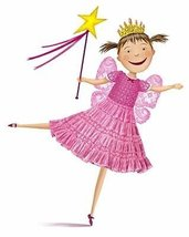 SDore PINKALICIOUS Edible 1/4 Sheet Image Frosting Cake Topper Birthday Party - $9.99