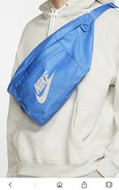 NIKE Tech Hip Pack Bag Fanny Pack Waistpack Crossbody Travel Sports BA57... - $50.00