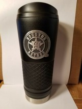 MLB Houston Astros Vacuum Insulated Stainless Steel Stealth Tumbler with Logo - $34.29