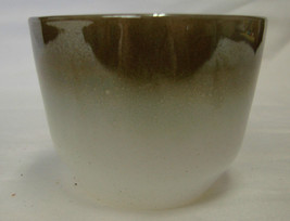 Federal Glass Mesa Iridescent Heat Proof Sugar Soup Cup Bowl Dish Vintage - $19.57