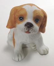Homco Cocker Spaniel Puppy Dog Figurine - $19.27