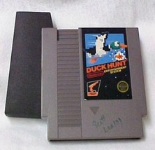 Vintage Nintendo NES 8 Bit Duck Hunt Video Game Toys Shooter 1980s Collectible - $48.97