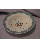 Royal Doulton Lowestoft Bouquet Rimmed Soup Bowl D6023 - $16.95