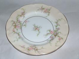 "1 Theodore Haviland New York 6 3/8"" Replacement ROSALINDE Dessert Plate Dish USA - $18.39"