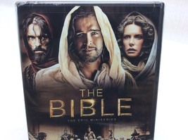 The Bible: The Epic Miniseries DVD 4-Disc Version - $59.99