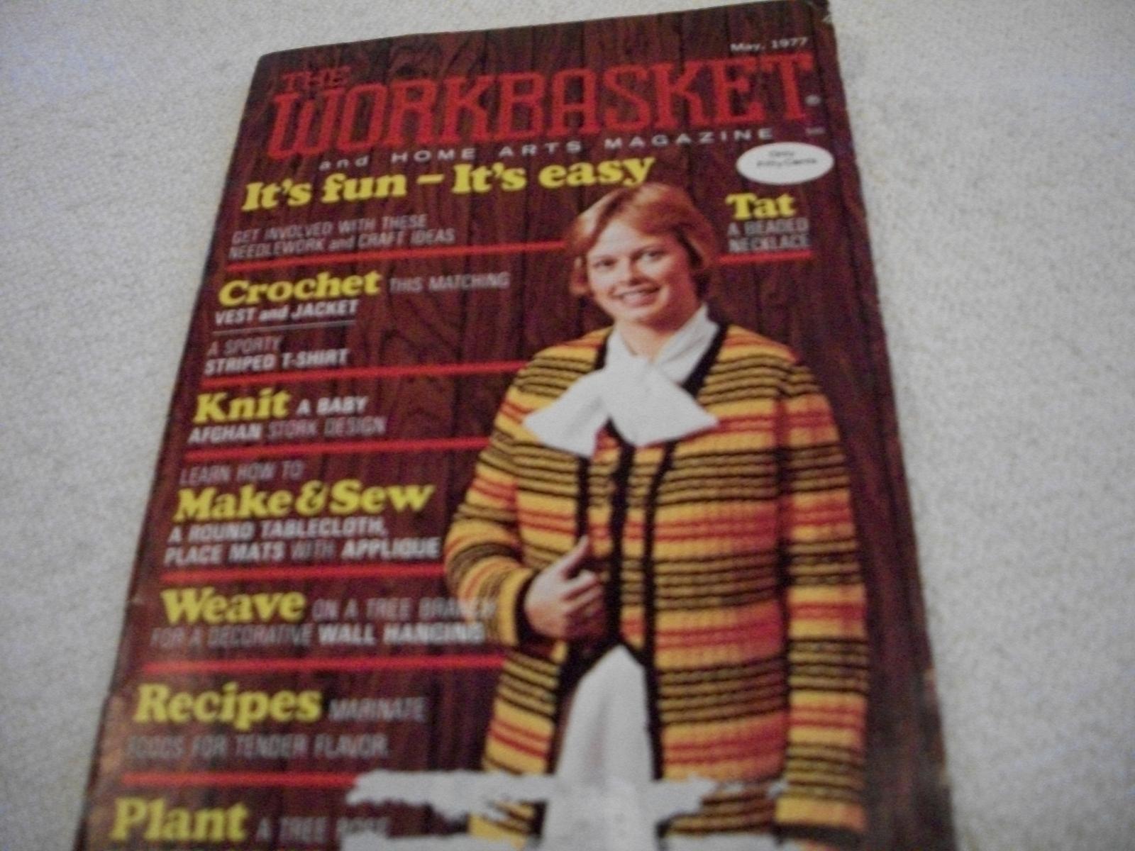 Workbasket Magazine May 1977 and 50 similar items