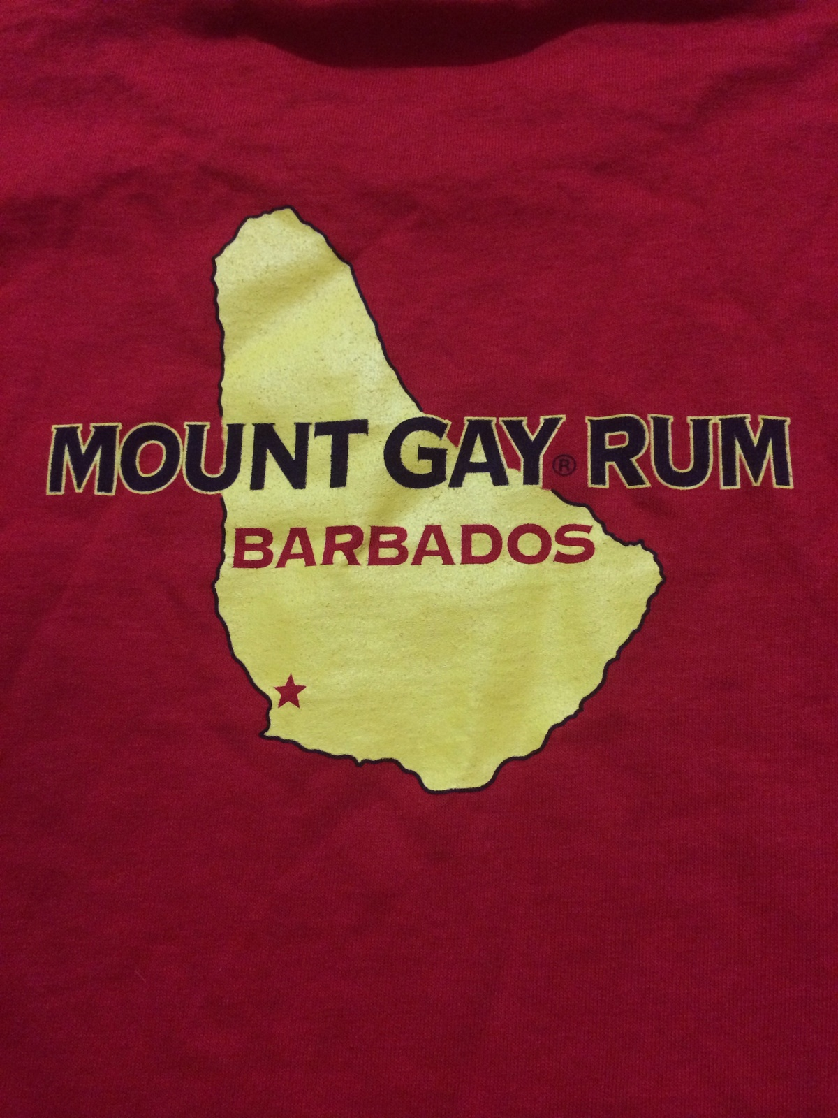 Mount Gay Rum T Shirt 5