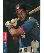 1993 Upper Deck SP Manny Ramirez 285 Indians  - $2.00