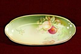 Thomas China  Dish Signed  E Muller Alhambra Bavaria  Collectible  12 1/2 - $69.30