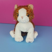 Webkinz Ganz Striped Alley Cat Plush Tabby No Code Orange Stuffed HM042 ... - $12.86