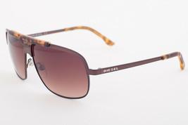Diesel Tortoise Brown / Brown Gradient Sunglasses DS 37 48F - €87,99 EUR