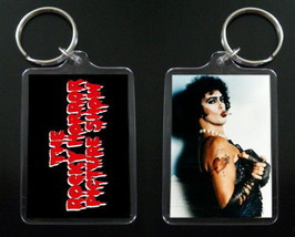 Rocky Horror Picture Show Keychain / Keyring Tim Curry - $7.91