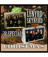 Lynyrd Skynyrd & 38 Special ● CHRISTMAS CD ● A must for any fan! ● 10 Tr... - $9.95