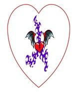 Heart0521-Digital Download-ClipArt-ArtClip-Digi... - $3.00
