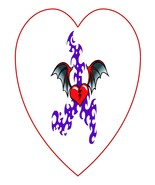 Heart0521-Digital Download-ClipArt-ArtClip-Digital Art     - $4.00