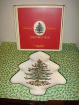 Spode Christmas Small Tree-Shaped Dish - $13.99