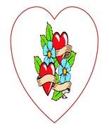Heart0573-Digital Download-ClipArt-ArtClip-Digi... - $3.00