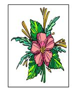 squares Flower03ex05-Digital Download-ClipArt-A... - $3.00