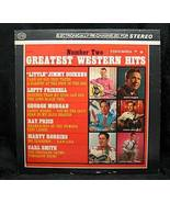 Greatest Western Hits No. 2  1963 Columbia Records - $4.99