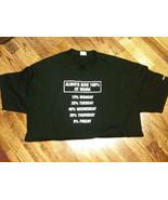 """Always Give 100% At Work"" Port St. Joe, FLA. T-Shirt Size XL EUC-L@@K!! - $9.99"