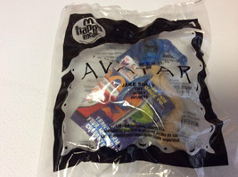 2009 McDonald's Happy Meal Toy James Cameron's AVATAR Jake Sully figure NIP- - $4.65