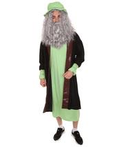 Adult Men's Leonardo Da Vinci Painter Artitst Costume   Green Cosplay Costume HC - $55.85