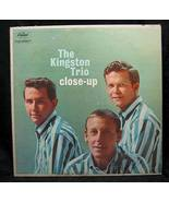 The Kingston Trio  Close Up  1962 Capitol Records T1642 - $3.99