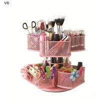 Rotating Cosmetic Organizer Makeup Storage Cadd... - $45.91