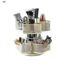 Rotating Cosmetic Organizer Makeup Storage Cadd... - $43.01