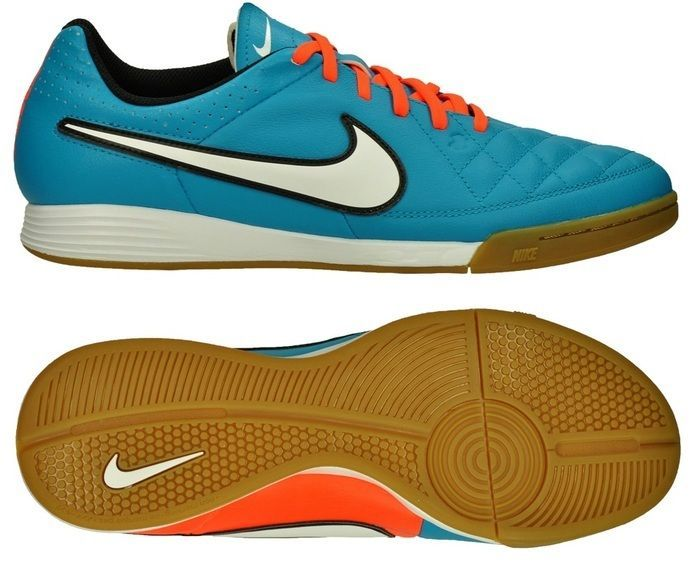 60ba4758e58 Nike Tiempo Genio Leather Ic Indoor Soccer and 50 similar items. 57