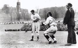 Ted Williams 1939 Holy Cross Boston Red Sox Vintage 16X20 BW Baseball Photo - $30.95