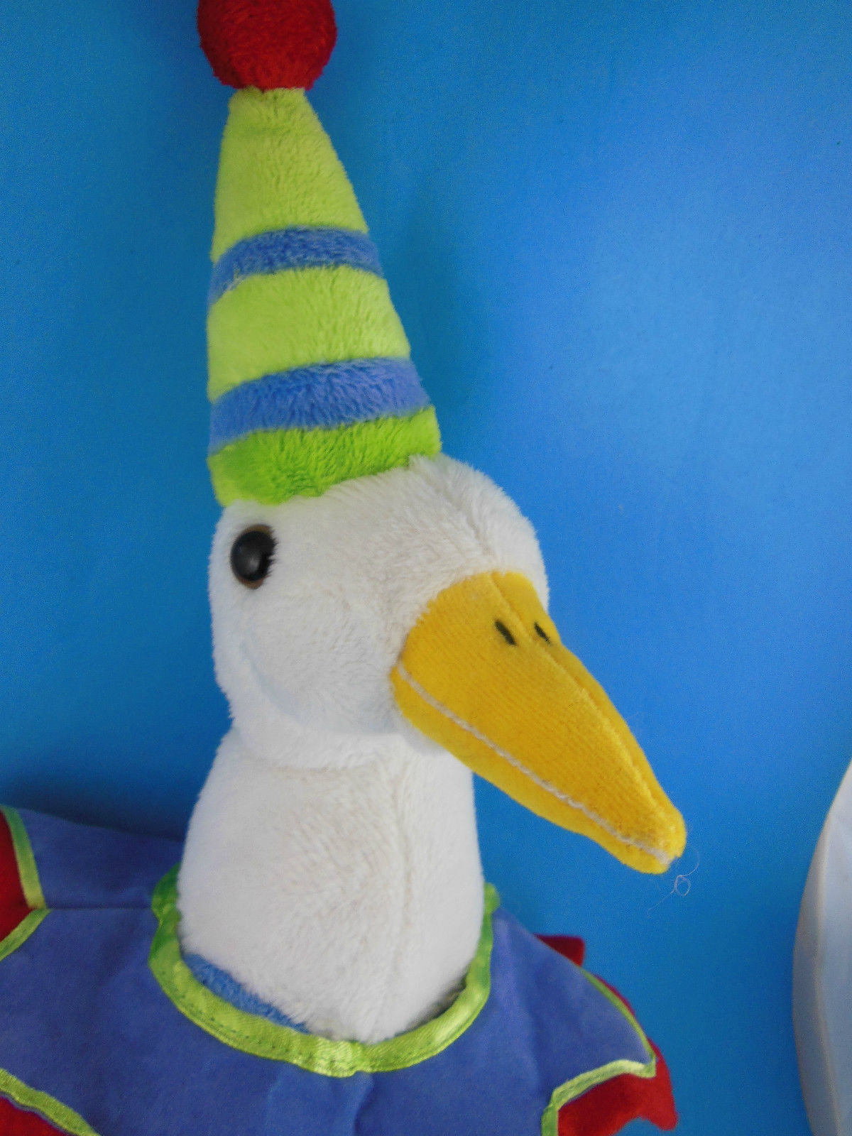 how to make a duck hand puppet