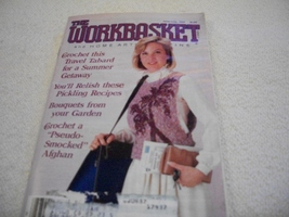 Workbasket Magazine June/July 1986 - $3.00