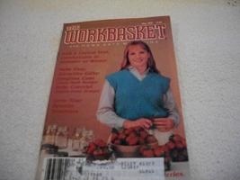 Workbasket Magazine May 1986 - $5.00
