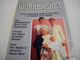Workbasket Magazine May 1987 - $3.00