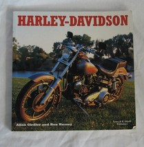 2001 Harley-Davidson Soft Cover Book  Girdler Hussey - USA - $15.99