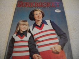 Workbasket Magazine September 1974 - $5.00