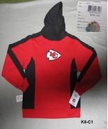 Kansas City Chiefs NFL Hoodie Sz 14-16 NWT  - $23.99
