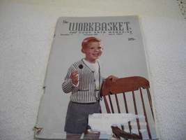 Workbasket Magazine April 1967 - $5.00