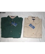 Bill Blass Two Size Small Long Sleeve Shirts  NWT - $23.99