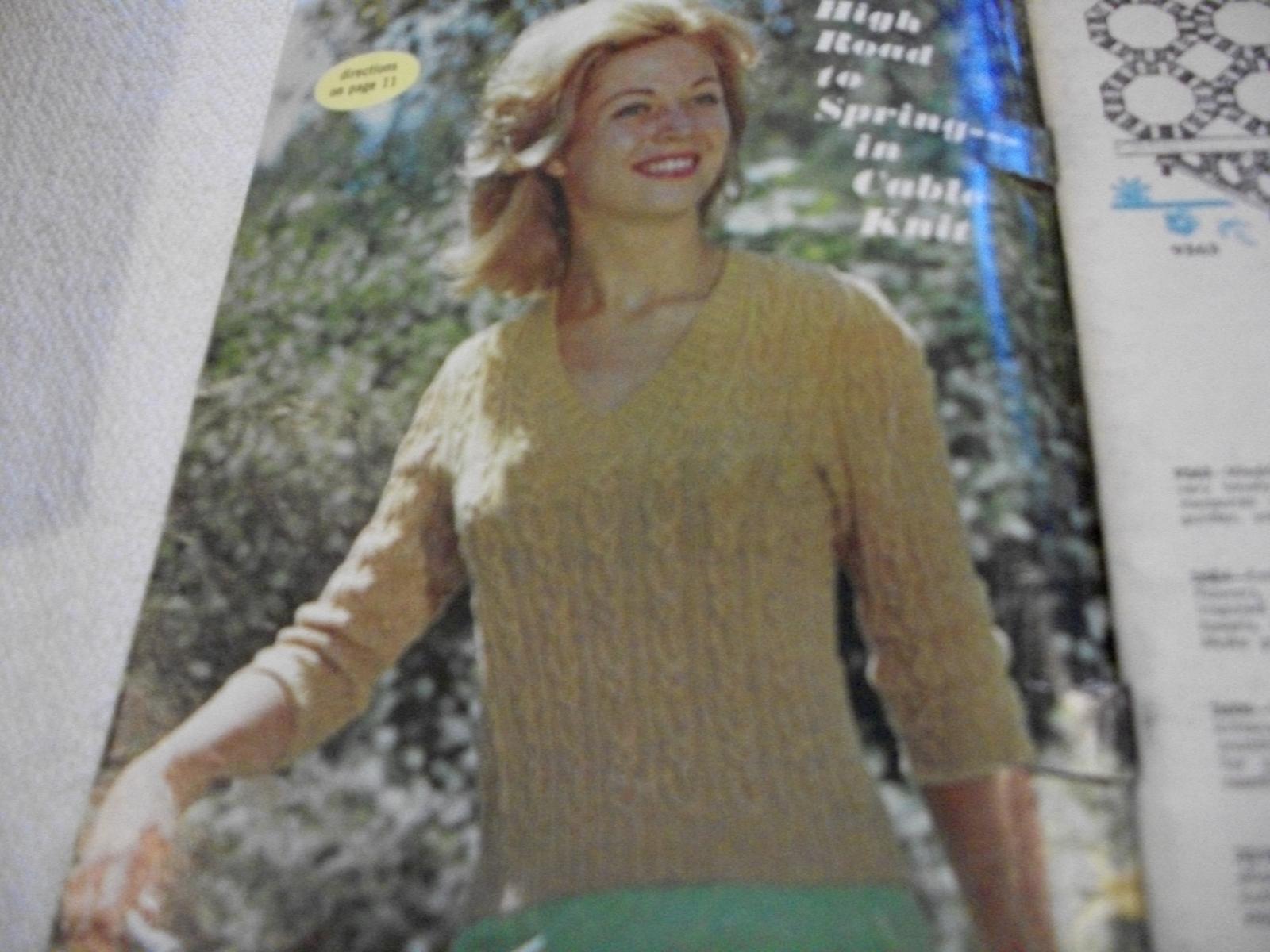 Workbasket Magazine April 1967 and 50 similar items
