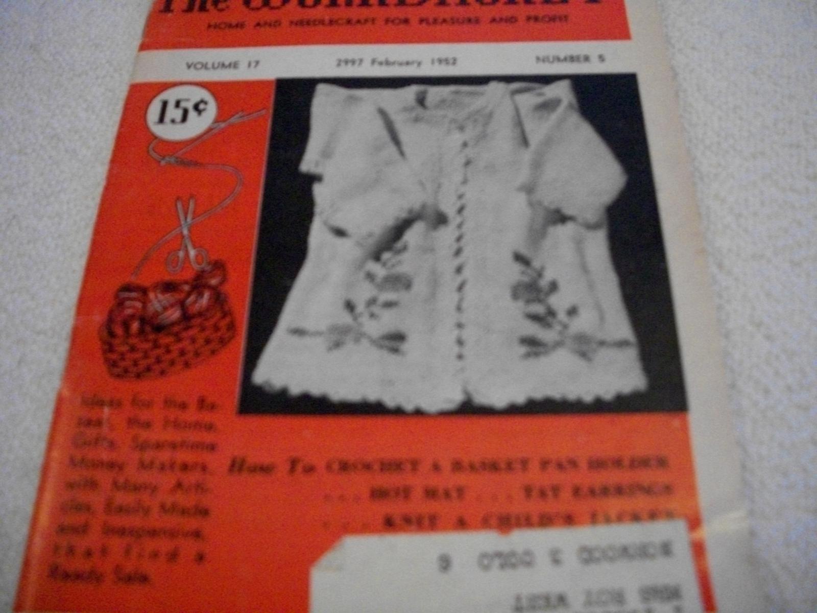 Workbasket Magazine February 1952 and 11 similar items