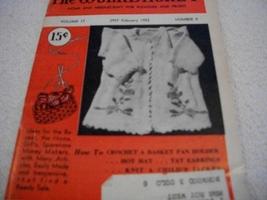 Workbasket Magazine February 1952 - $5.00