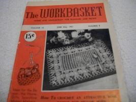 Workbasket Magazine May 1951 - $5.00