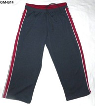 Jay Day Size adult Small Charcoal Sport, Jogging Spa Capris Pants NWT - $15.99