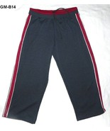 Jay Day Size adult Small Charcoal Sport, Joggin... - $15.99
